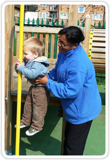 NVQs for the Children & Young Peoples Workforce (CYPW)